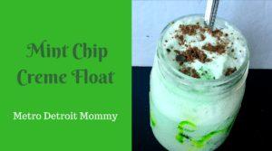 Mint Chip Creme Recipe