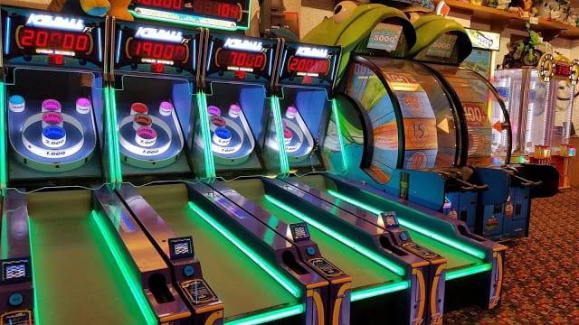 Family Fun Center Arcade