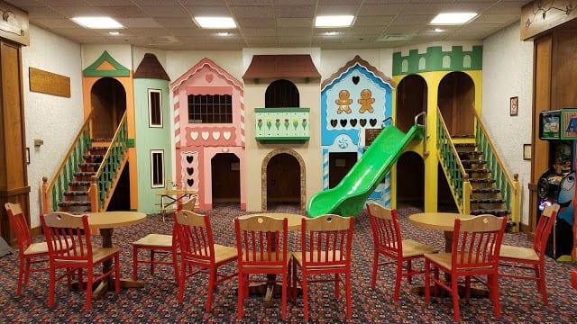 play center at Bavarian Inn Lodge