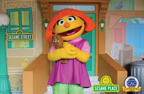 Sesame Place®  Becomes the First Theme Park in the World to be Designated as a Certified Autism Center