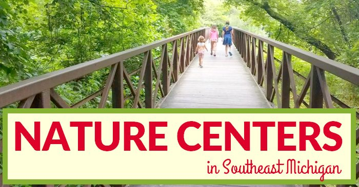 Nature Centers in Southeast Michigan
