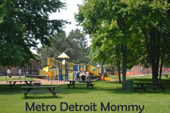 Brandenburg Park Playground