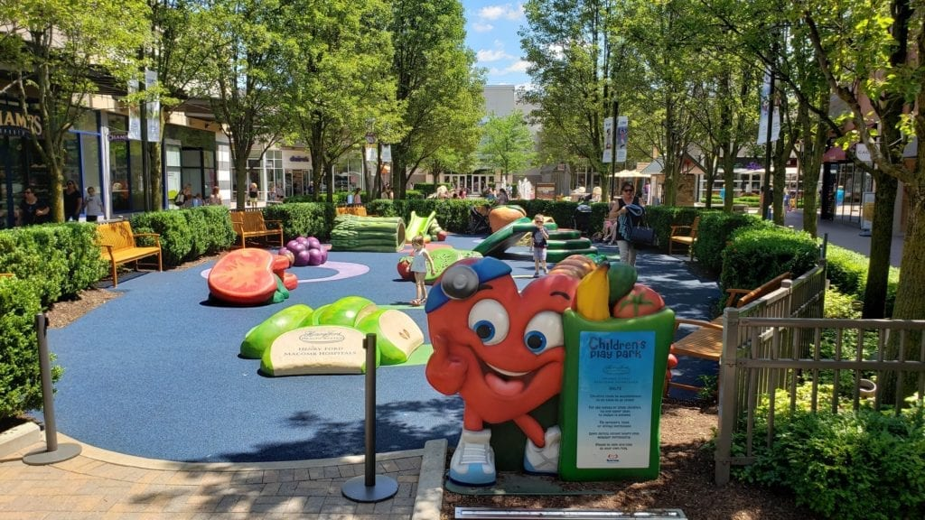 Partridge Creek Children's Play Area