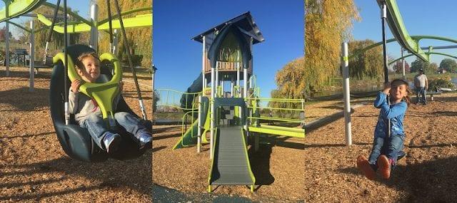 Belle Isle ADA Playground