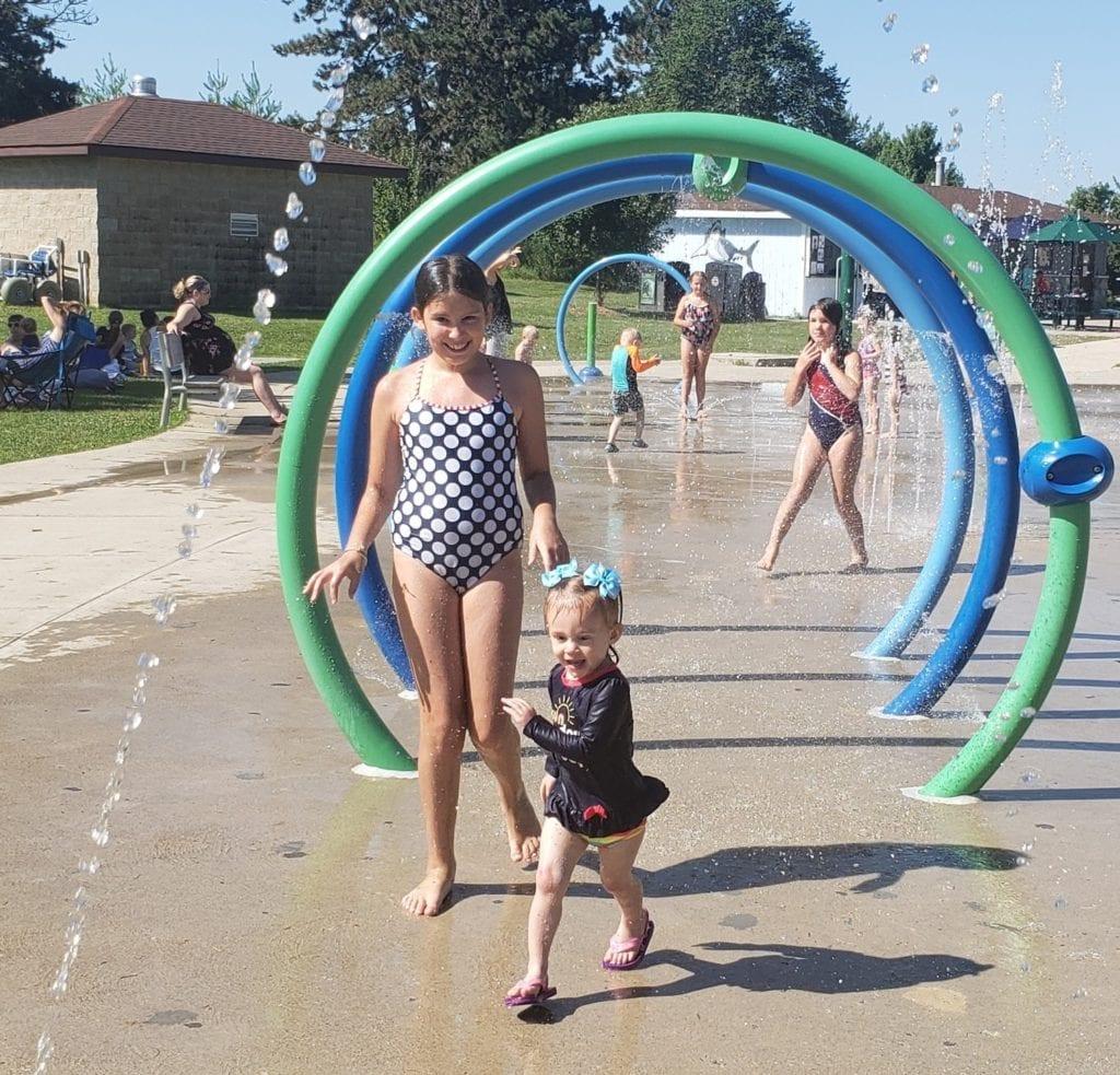 Heritage Park Splash Pad