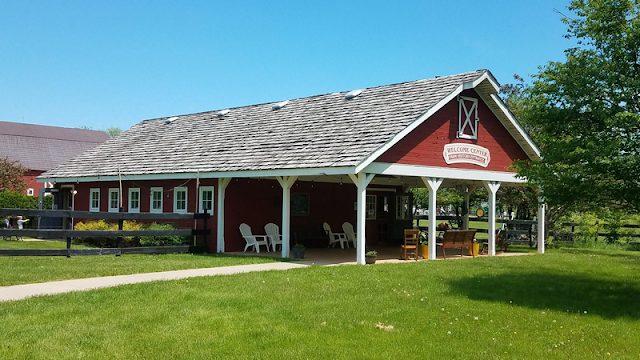 Maybury Farm in Northville