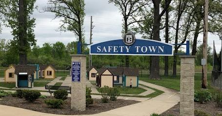 Thorn Park in Brownstown Safety Town & Splash Pad Adventures