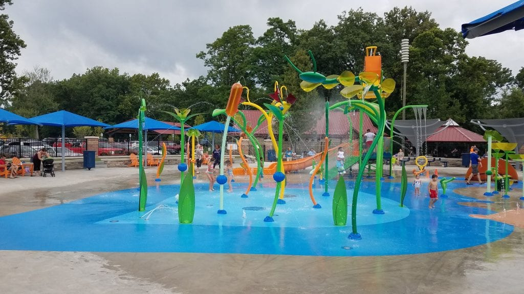 Dodge Park Splash Pad