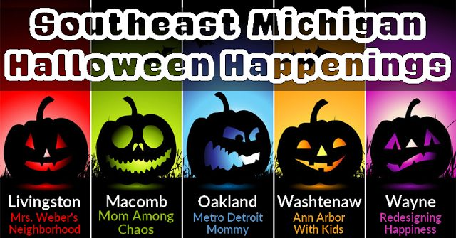 Free Halloween Kid Events 2020 Near Milford, Oh Southeast Michigan Halloween Events Near Me 2020 ⋆ Metro Detroit
