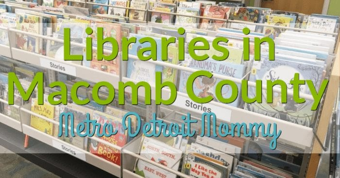Macomb County Public Libraries