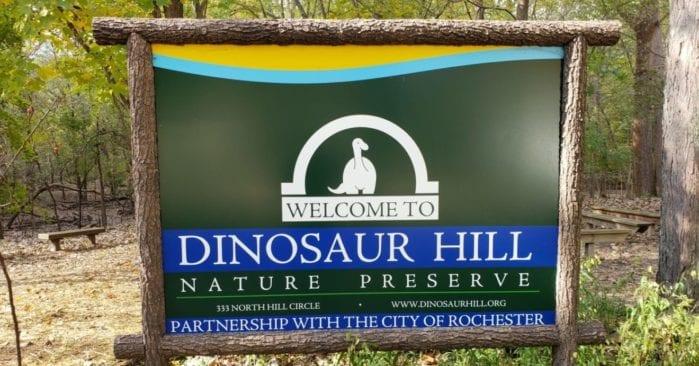 Dinosaur Hill Nature Preserve