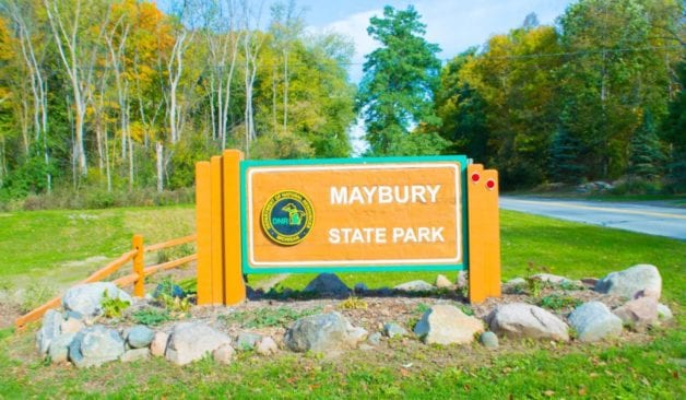 2021 Maybury State Park & Playground in Northville – Visitor's Guide