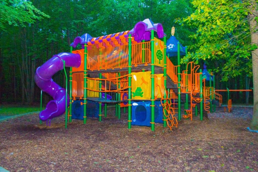 Bauervic Woods Park