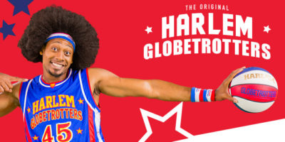 Harlem Globetrotters in Detroit Discount and Giveaway
