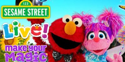 "Sesame Street Live ""Make Your Magic"" at the Fox: January 25th – February 2, 2019"