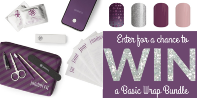 Jamberry Experience {Giveaway Ends 2/25/19}