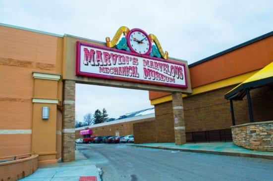Farmington Hills Marvin's Marvelous Mechanical Museum