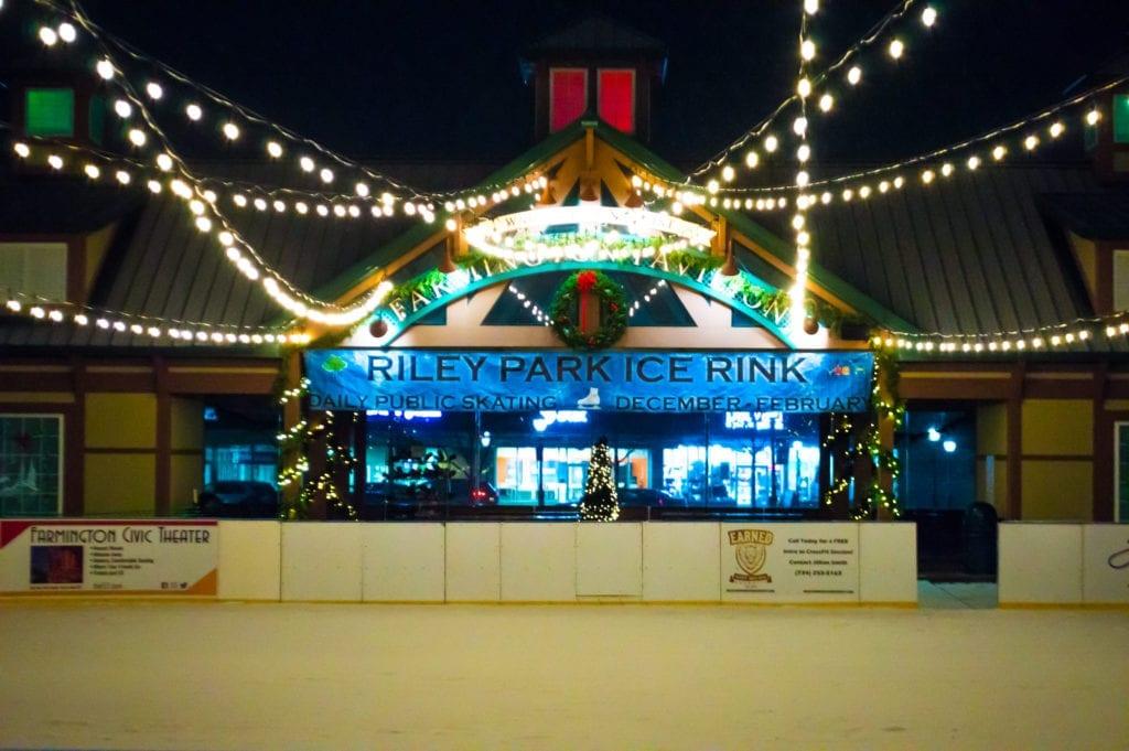 Outdoor Winter Activities: Ice Skating