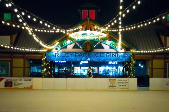Riley Park Ice Rink