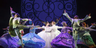 Cinderella at the Fox Theatre! {giveaway ends 3/6/19}