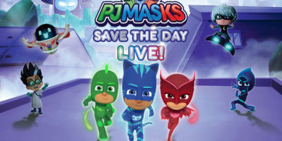 PJ Masks Live! is Coming to the Fox Theatre 4/4/19 {Giveaway Ends 2/22}
