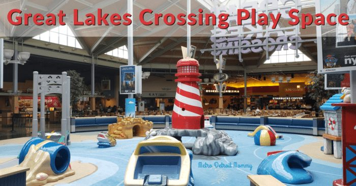 Great Lakes Crossing Play Place