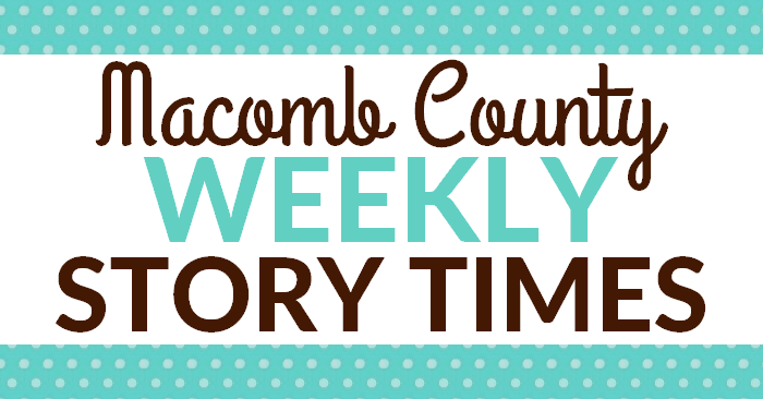 Macomb County Story Times