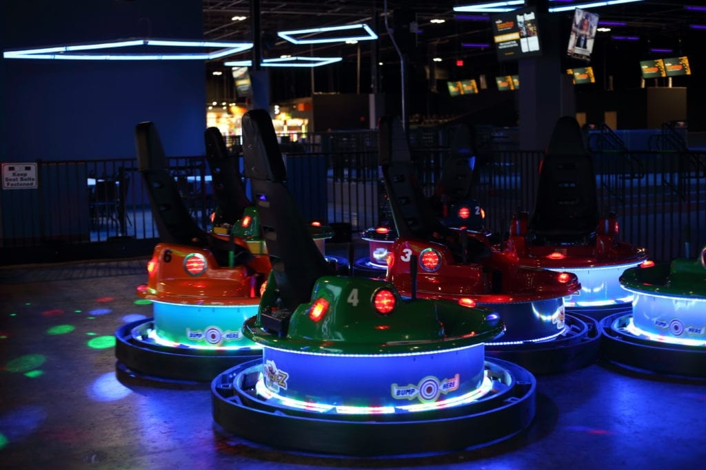 Bumper Cars Warren Michigan