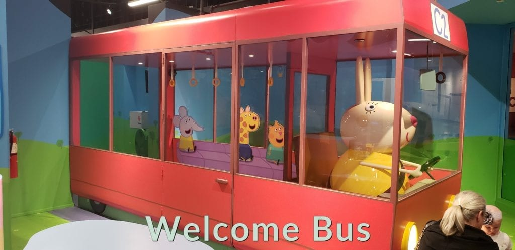 Peppa Pig World of Play Great Lakes Crossing Outlet