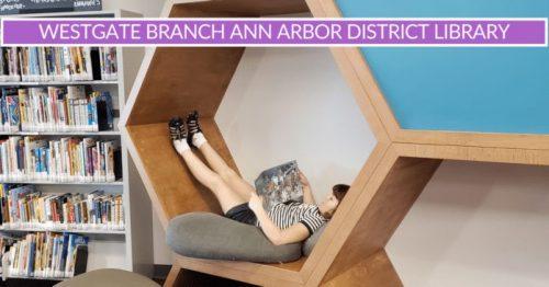 Westgate Branch Ann Arbor Library