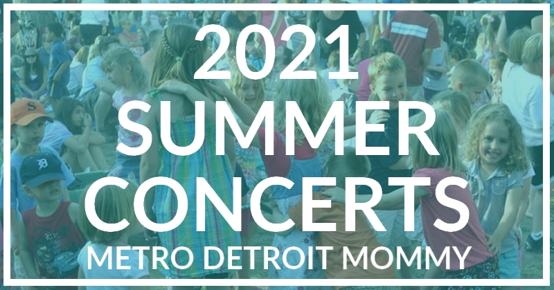 2021 summer concert near me