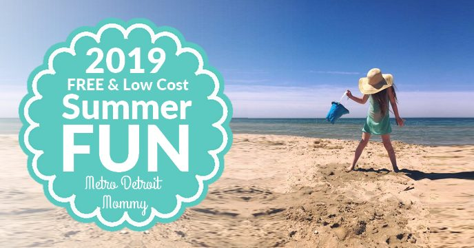 2019 Free & Low Cost Summer Fun