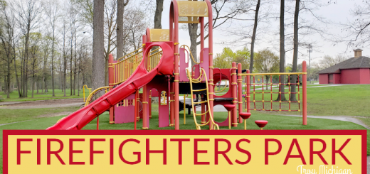 Firefighters Park in Troy
