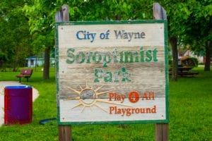 Play 4 All Soroptimist Park in Wayne