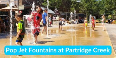 Partridge Creek Splash Pad