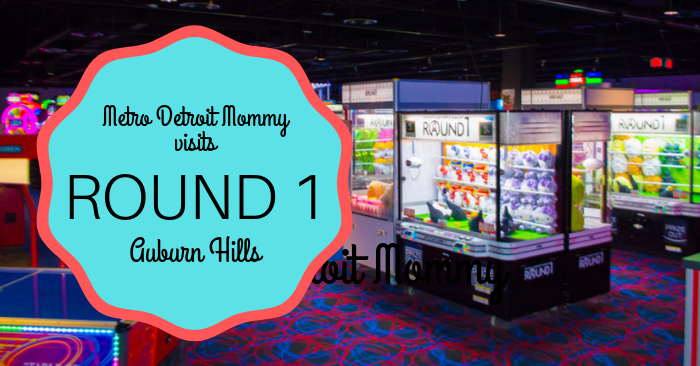 Round 1 Auburn Hills