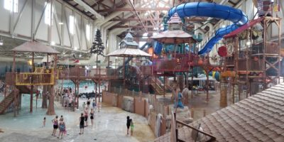 Great Wolf Lodge Pocono Mountains Resort