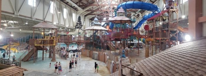 Great Wolf Lodge Pocono Mountains Resort Visitor's Guide and Photos