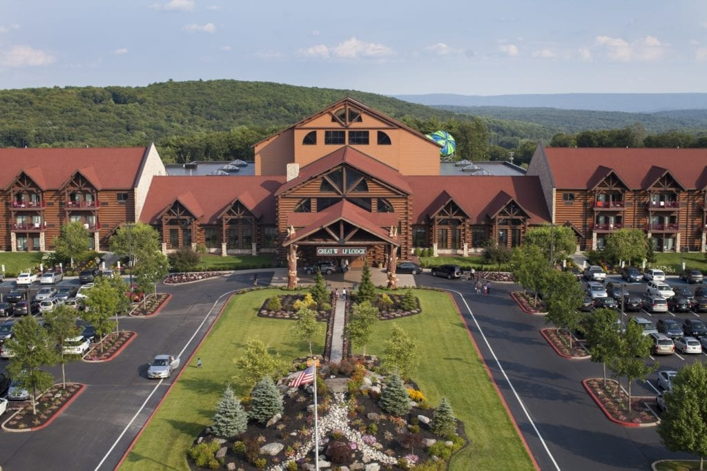 Great Wolf Lodge PA overview