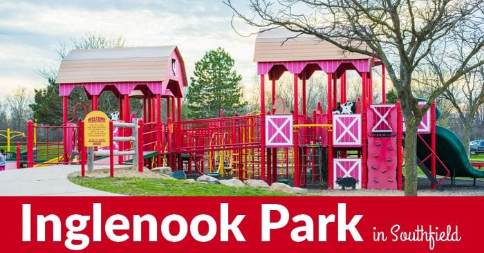 Inglenook Park Southfield Visitor's Guide and Photos