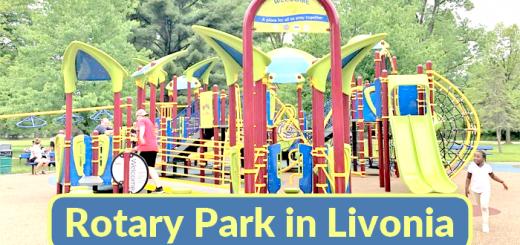 Rotary Park in Livonia