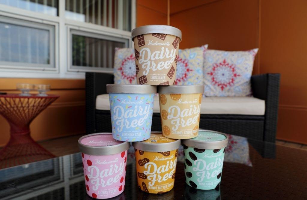 Hudsonville Dairy-Free Frozen Dessert