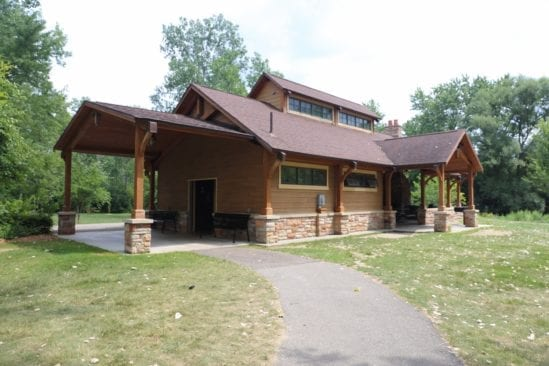 River Woods Park Auburn Hills