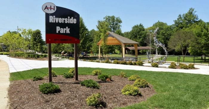 Riverside Park in Auburn Hills Visitor's Guide and Photos