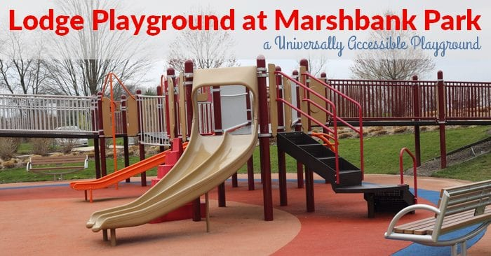 Lodge Playground at Marshbank Park Visitor's Guide & Photo Gallery