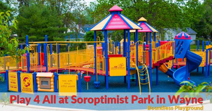 Play 4 All at Soroptimist Park in Wayne