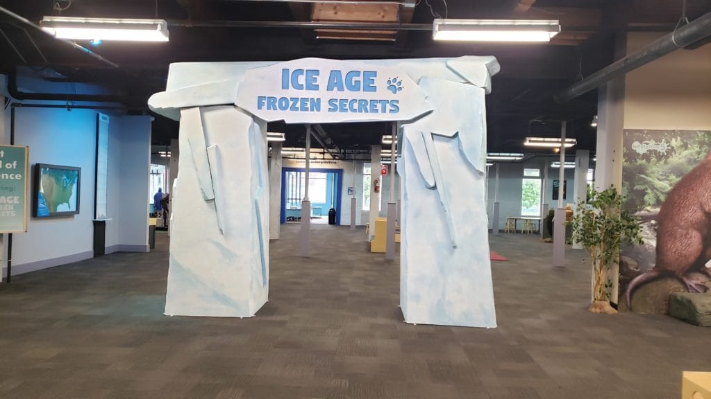 Ice Age: Frozen Secrets at Impression 5