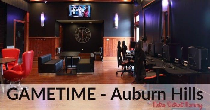 Gametime in Auburn Hills – Michigan's Largest Gaming Center