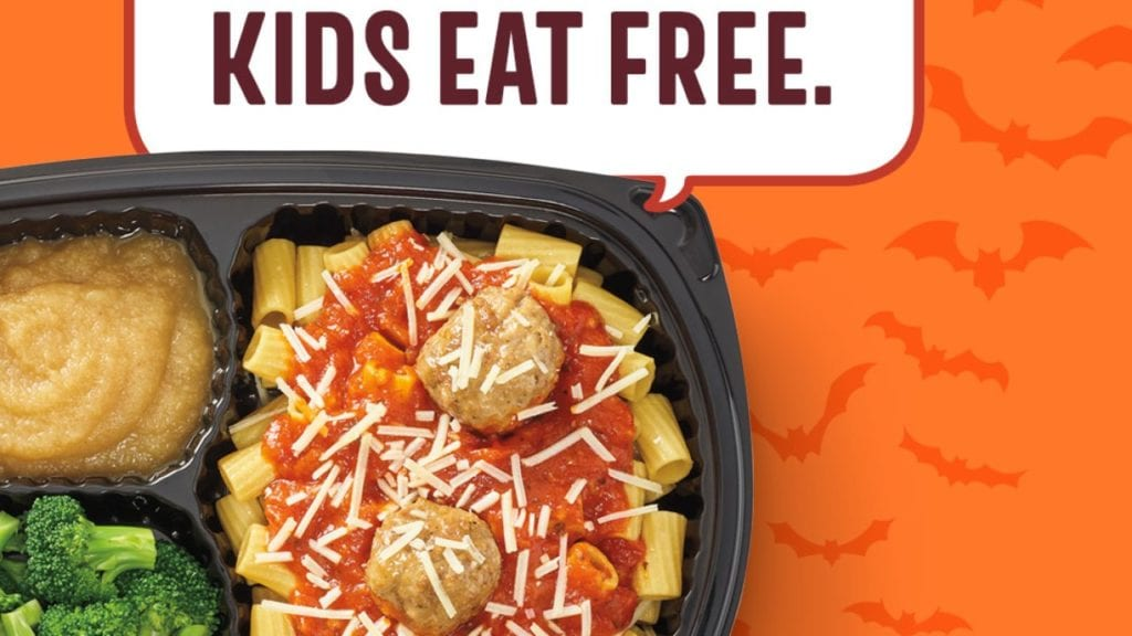 25+ Kids Eat Free Halloween Pictures