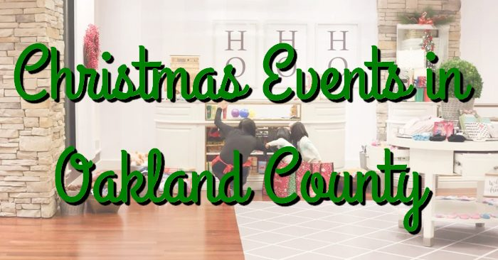 Christmas Events in Oakland County
